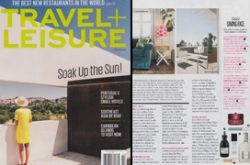Travel + Leisure - FEB 2015