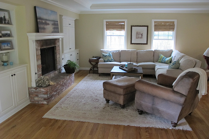 Amber Interiors - Client Freakin Fabulous - Before 13