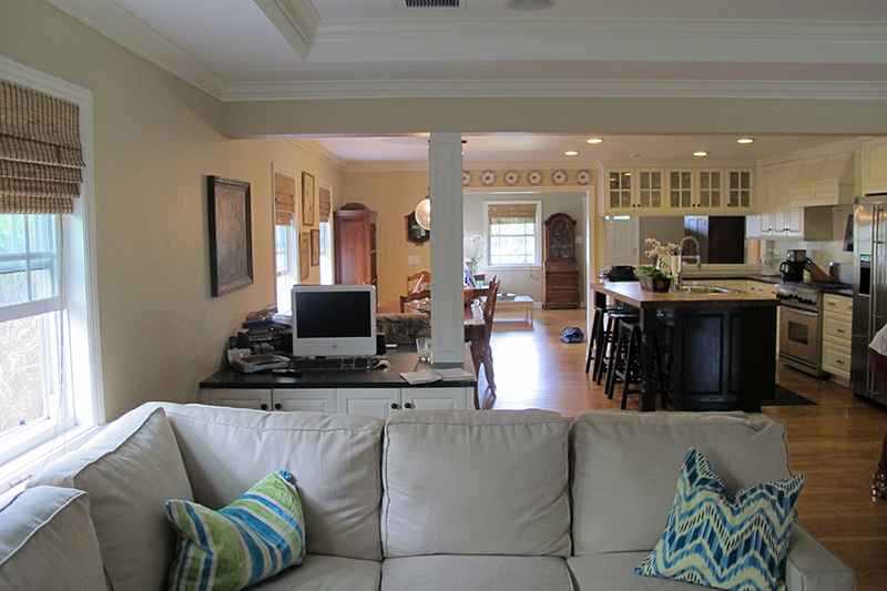 Amber Interiors - Client Freakin Fabulous - Before 22