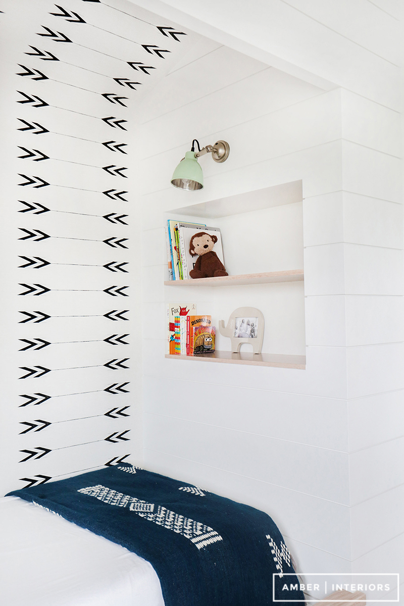 Amber Interiors - Tessa Neustadt - Client Sandy Castles Before and After - Boy's Room - 2