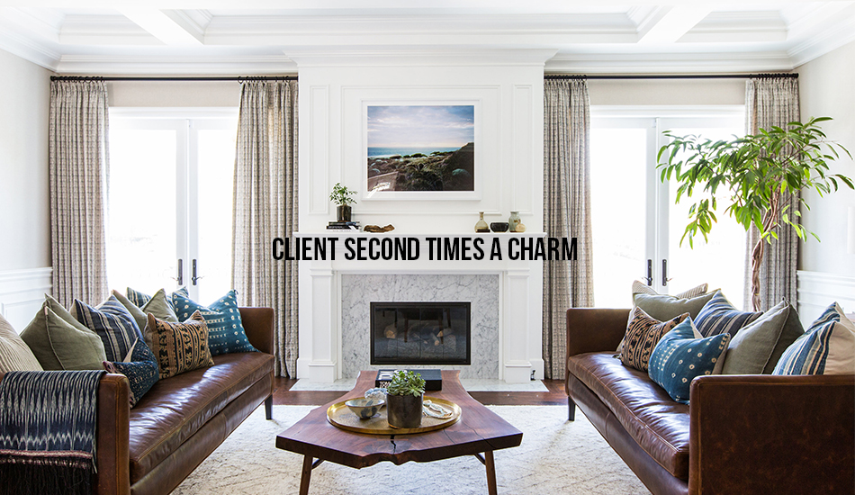 Amber Interiors - Client Second Times A Charm - Main