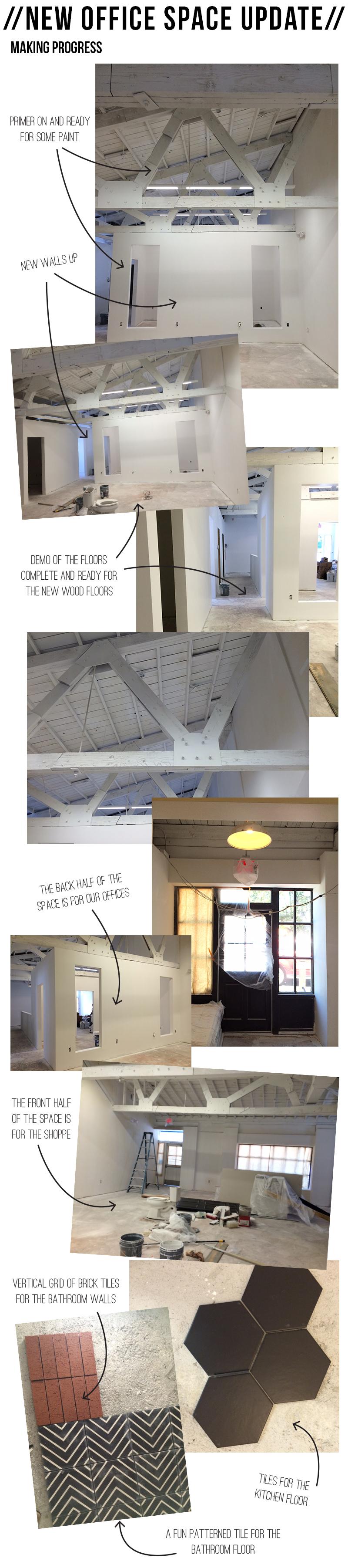 Amber Interiors - New Office Update - 07.16