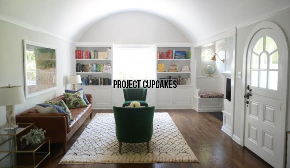 Amber Interiors Portfolio - Client Project Cupcakes - Main