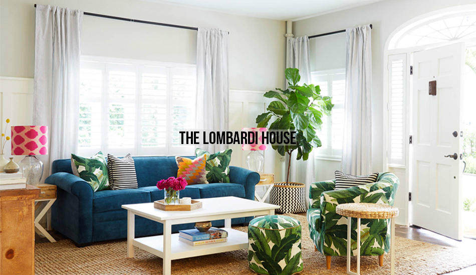 Amber Interiors Portfolio - The Lombardi House - Main