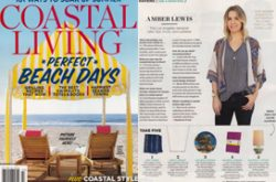 Coastal Living - July-August 2015