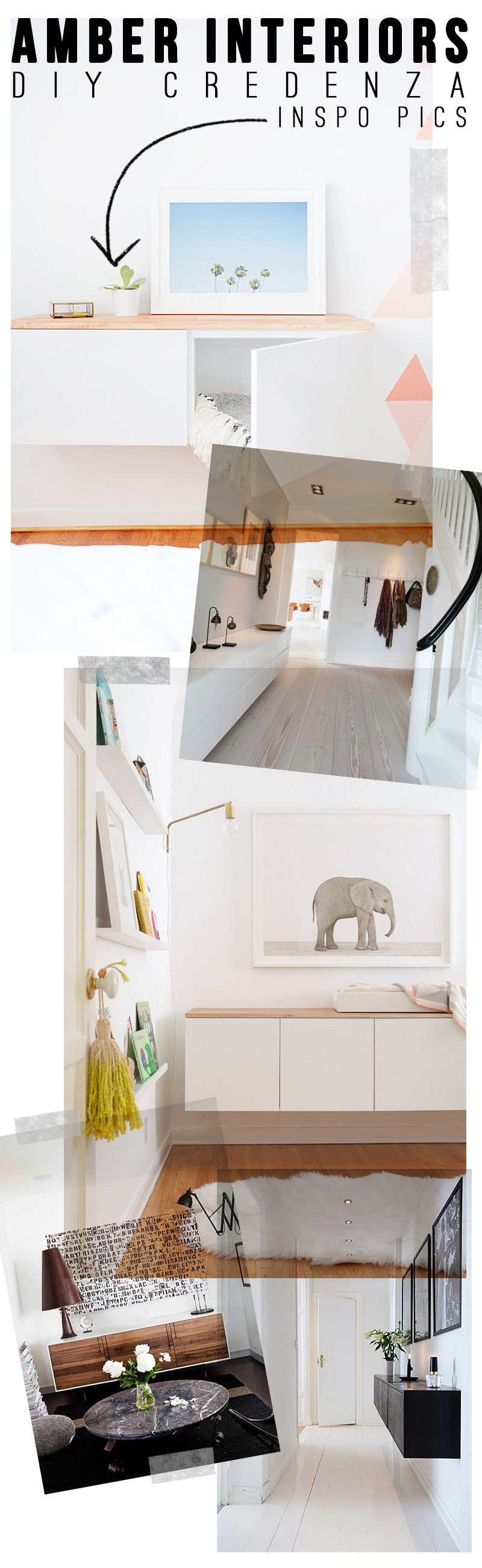 Amber Interiors - DIY - Credenza