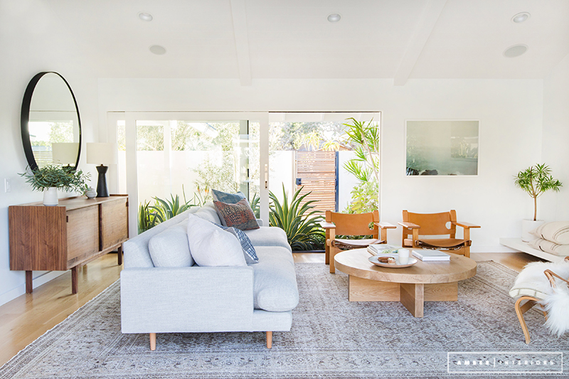 Before + After::Client of the Mid Century – Amber Interiors