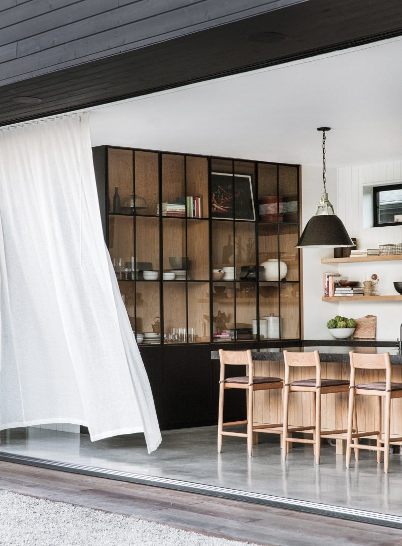 Client Black Houses are the Best Houses – Amber Interiors