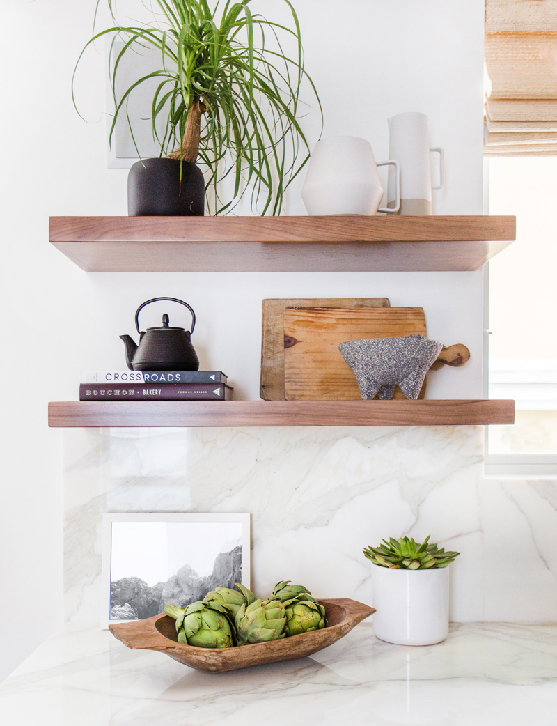 decorating kitchen shelves ideas client z to the e to the n interiors 17152