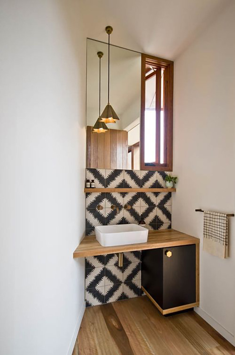 Small Powder Room Ideas - Amber Interiors