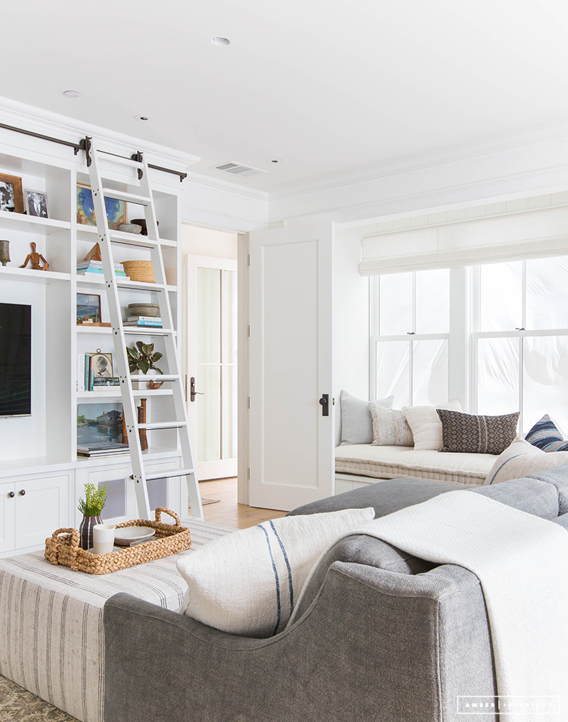 Amber Interiors Blog White Paint Awesome Home